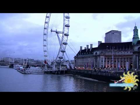 [Smart Travel Guide] London Eye HD