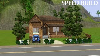 The Sims 3 House Building - Victorian Heritage
