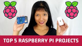 My Top 5 Raspberry Pi Projects