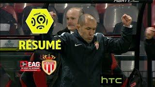 EA Guingamp - AS Monaco (1-2)  - Résumé - (EAG - ASM) / 2016-17