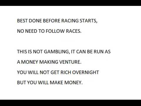 Zero risk trader UK Horse Racing