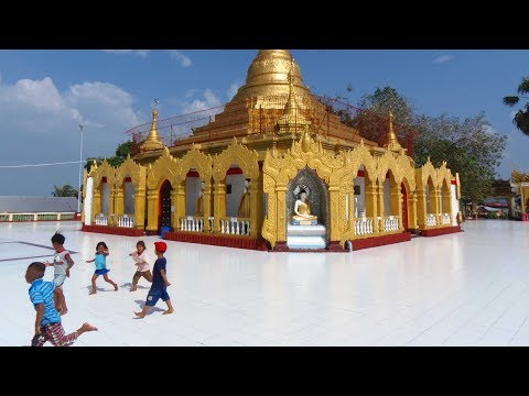 MYANMAR TRAVEL: One Day in Myanmar (Burma)