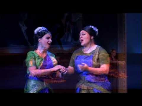 natalie dessay - delibes - lakme - flower duet Léo delibes: lakmé (the flower duet)  sous le dôme épais (the flower duet) natalie dessay & delphine  leo delibes - flower duet from lakme share the love.