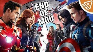 Video Will Marvel Phase 3 End the MCU? (Nerdist News w/ Jessica Chobot) download MP3, 3GP, MP4, WEBM, AVI, FLV Juli 2018