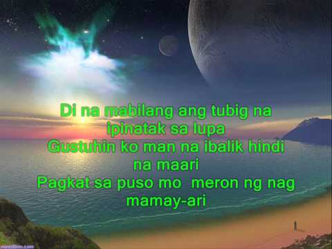 Paglisan by Repablikan with Lyrics in HD