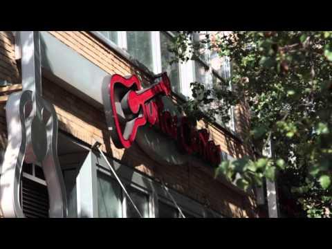 New York - гитарный магазин Guitar Center