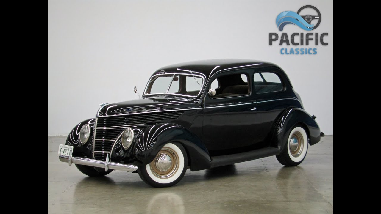 1938 ford deluxe 2 door youtube for 1938 ford 2 door coupe