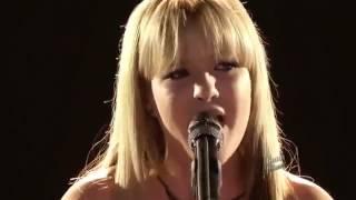 Gambar cover Amber Carrington Sad The Voice USA 2013 Season 4 Top 5 HD