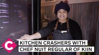 Kitchen Tour with Chef Nuit Regular of KIIN | Kitchen Crashers