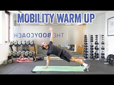 6 minutes d'échauffement avant une session HIIT | Le Body Coach