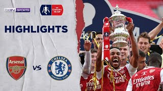 Arsenal 2-1 Chelsea | FA Cup 19/20 Match Highlights
