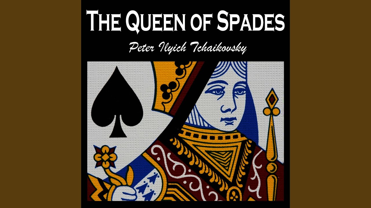 Tchaikovsky Queen of Spades, Opera - 4 (Herman and Chorus - The Countess's Air - Final Scene)
