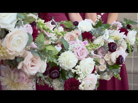 Ben and Lauren Fisher |  Indiana Wedding videographer