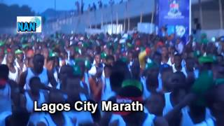 Lagos City Marathon - Start to Finish
