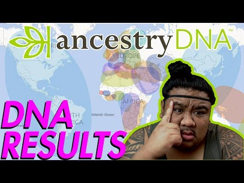 Ancestry DNA - I'm What!?!?!?!?!?