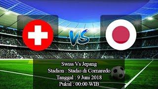 Cuplikan pertandingan JAPAN vs SWISS 0-2
