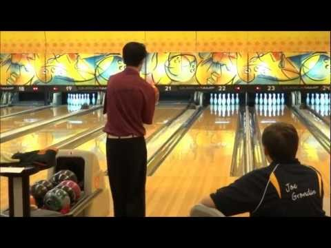 Cortez Schenck (14 Years Old) Fires 3rd 300 Game In 3 Weeks During Tournament Competition