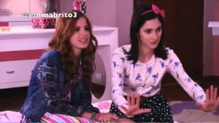 Violetta 3 - Las chicas animan a violetta (03x41)