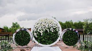 SDE Свадьба Димы и Инны. Свадьбы в Краснодаре. Организация свадеб в Краснодаре