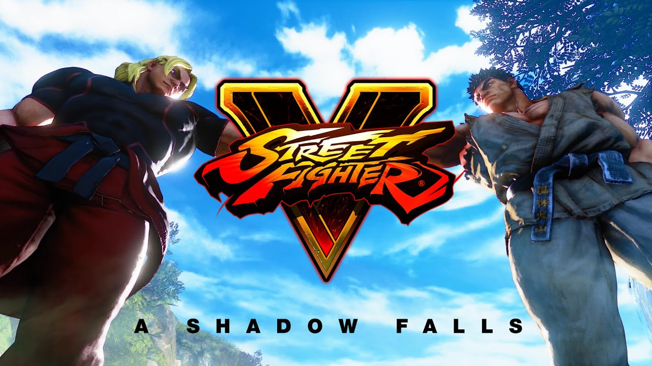 STREET FIGHTER V / SF5: A Shadow Falls (Full Story Movie) 1080p * 60fps - YouTube