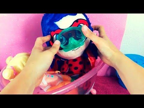 BABY LADYBUG 👶 I Migliori Episodi con Lady Bug e i PJ MASKS SUPER PIGIAMINI [Video Educativi]