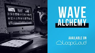 Wave Alchemy now on Loopcloud | Analog Drums Synths Loops Samples Sounds