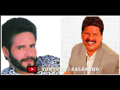 Frankie Ruiz VS Anthony Cruz  – Salsa Romantica MIX VOL. 1 (Grandes Exitos)  | 2018