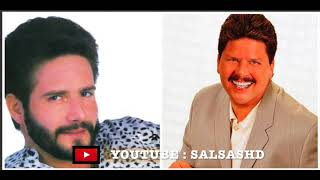 Frankie Ruiz VS Anthony Cruz  - Salsa Romantica MIX VOL. 1 (Grandes Exitos)  | 2018