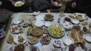 Tour du monde Pieds Libres - Dec12 - Azerbaidjan #19