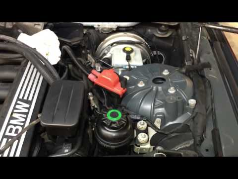 ▶️BMW 6 Cylinder VALVE COVER Replacement ▶️Eccentric