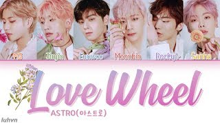 [3.24 MB] ASTRO (아스트로) - 'Love Wheel' LYRICS [HAN|ROM|ENG COLOR CODED] 가사