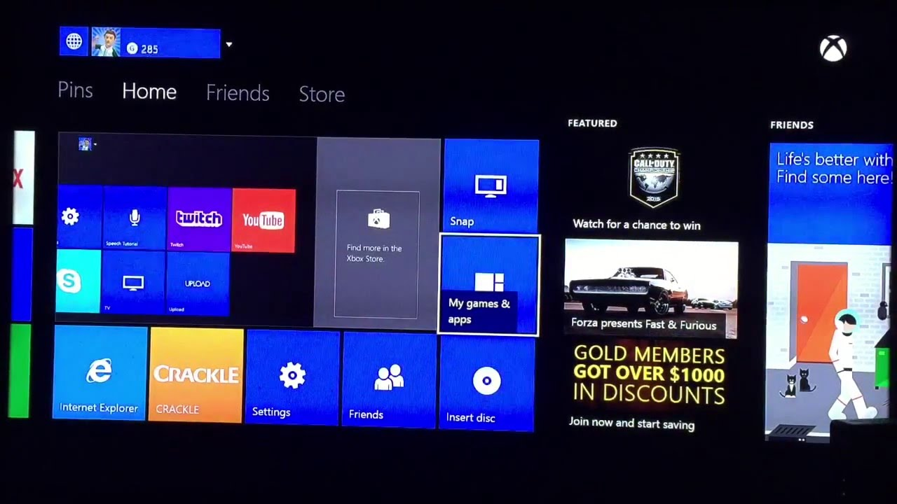 how to get free movies on xbox one