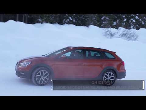 Seat - Drive on a snow like a pro