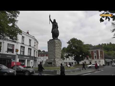 Winchester in Hampshire England Runder Tisch von König Artus