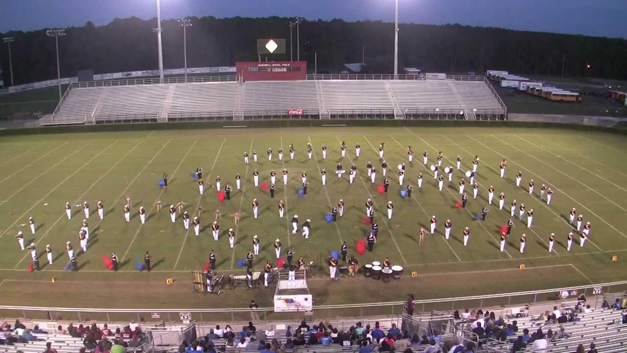 Jeff Davis High School Marching Band