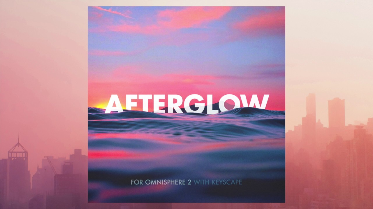 Afterglow for Omnisphere 2 with Keyscape - LA Custom C7 - Early Frost - JS