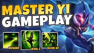 NEW JUNGLE PATHING FOR MASTER YI IN SEASON 10 - COWSEP