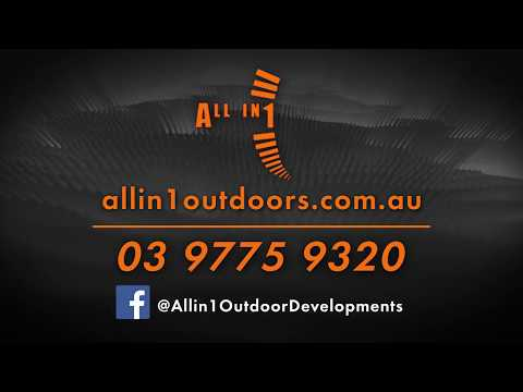 All in 1 outdoors Melbourne