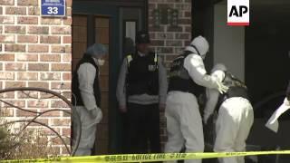 Man shoots dead 3 before killing himself