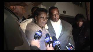 Raw Footage of Liz Reyes Fox 8 Henry Glover Verdict Downtown New Orleans