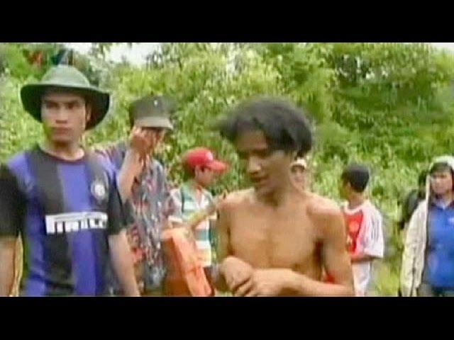 Вьетнам: отец и сын 40 лет прятались в джунглях от американских бомбардировок