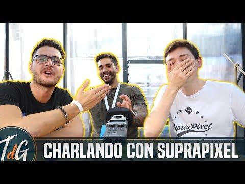 Charlando con SupraPixel