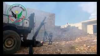 Сирия. В окрестностях Алеппо идут бои... 2013 Сентябрь.
