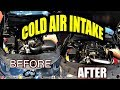 Cold Air Intake Install On Dodge Charger RT