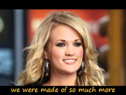 Narnia 3 Theme Song - There's a Place For Us - Carrie Underwood - Lyrics