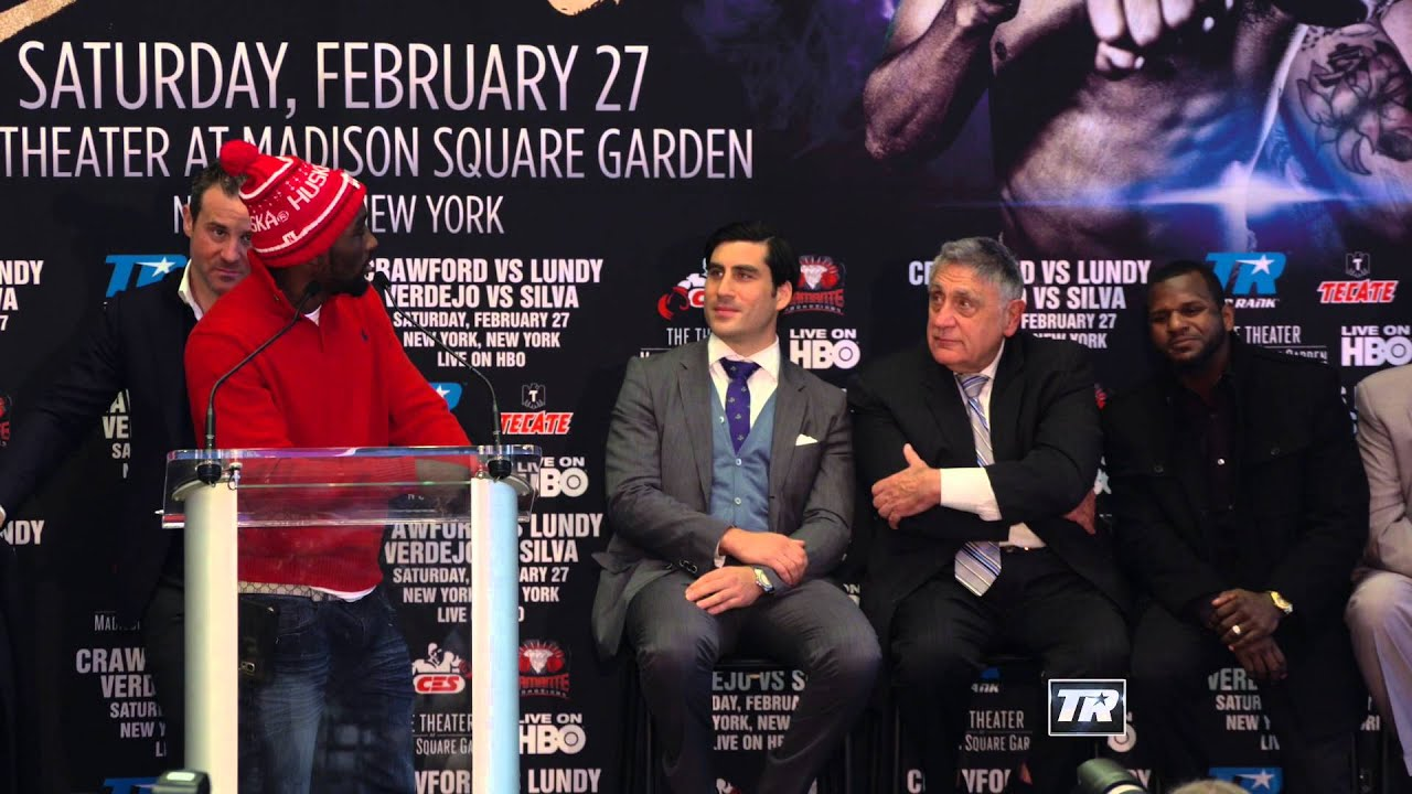 Trash Talk Marks Fight Announcement | Crawford/Verdejo Doubleheader | Highlights