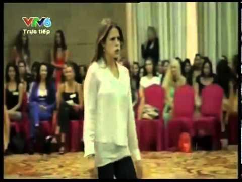 Full Final Miss World 2012 - Top 15 Finalist