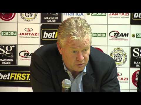 Peter Maes na Lokeren-Hull 1-0