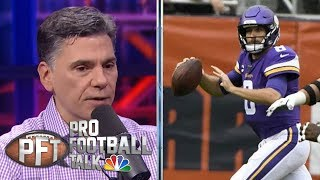 Do Minnesota Vikings have a Kirk Cousins problem? | Pro Football Talk | NBC Sports