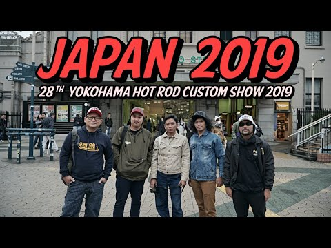 MOONEYES HOT ROD CUSTOM SHOW - JAPAN DAY 1